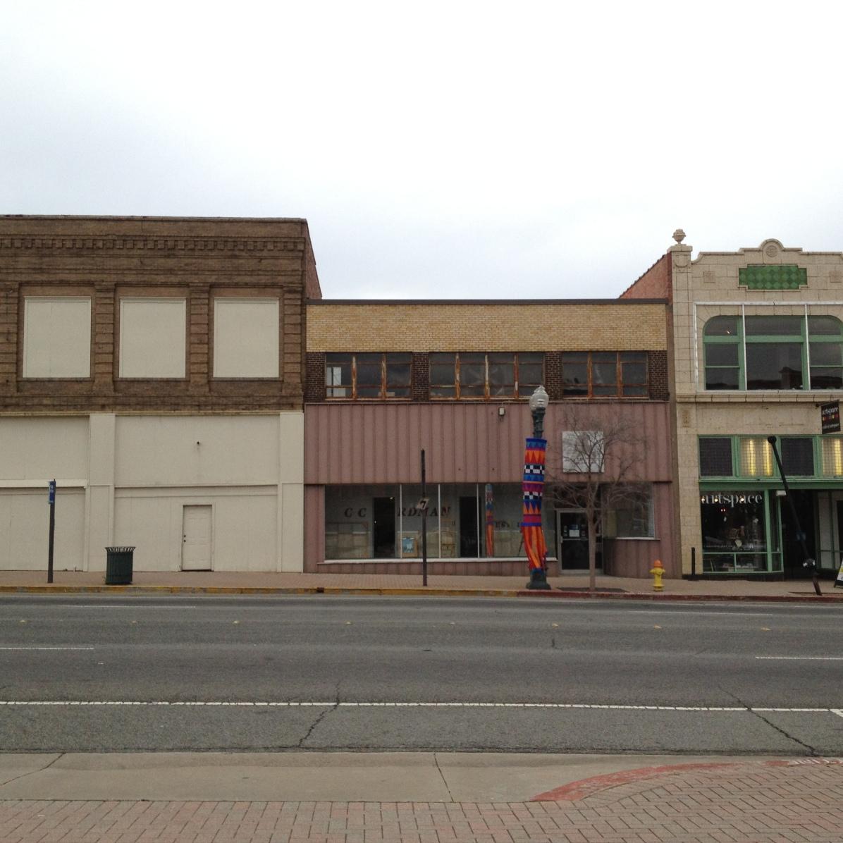 facade-before
