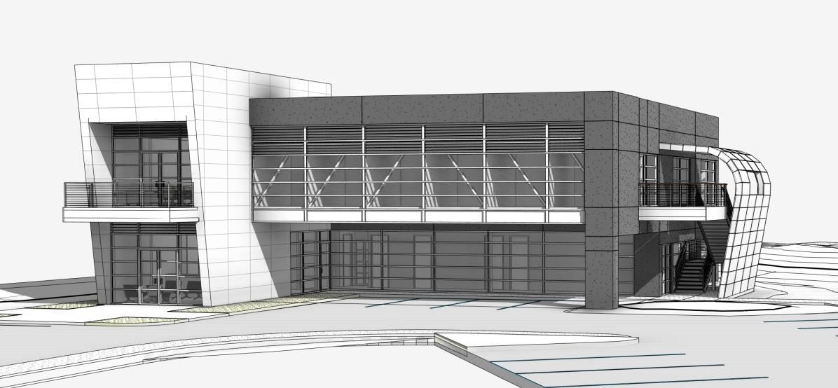 Rendered View